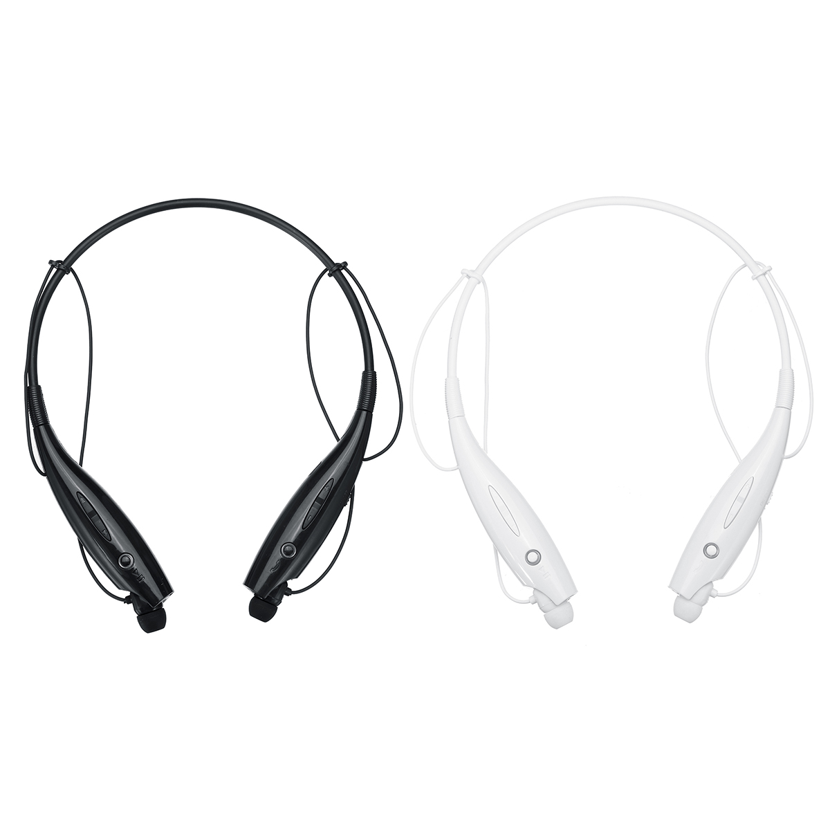 HBS730 Sports Stereo Bluetooth Headset V4.2 Wireless Neckband Bluetooth Mobiles Phone  Box Equipped With USB Charging Cable