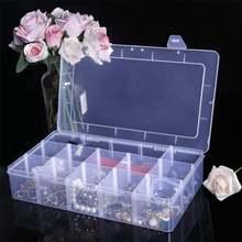 15 Сетка органайзер для хранения ювелирных изделий нить коробка