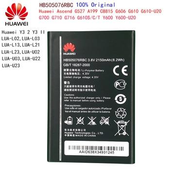 3.8V 2150mAh HB505076RBC For Huawei Y3 2 Y3 II / LUA-L02,LUA-L03,LUA-L13,LUA-L21,LUA-L23,LUA-U02,LUA-U03,LUA-U22,LUA-U23 Battery демисезонные ботинки y3 y 3 y3