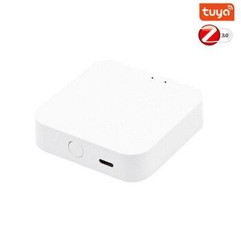 Tuya Zigbee 3.0 Gateway IEEE 802.15.4 Zigbee HUB 65000 Devices Can Be Connected