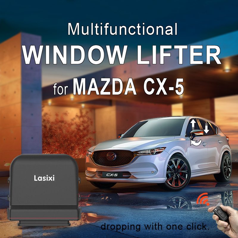 Car Accessories Of Auto Window Up And Down&folding Rear Mirror Suitable For Mazda CX-5 Car Power Window Closer