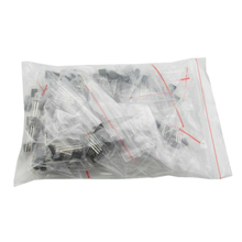 170Pcs 17 Value Triode Bipolar Transistor TO-92 NPN PNP Assortment Kit Set