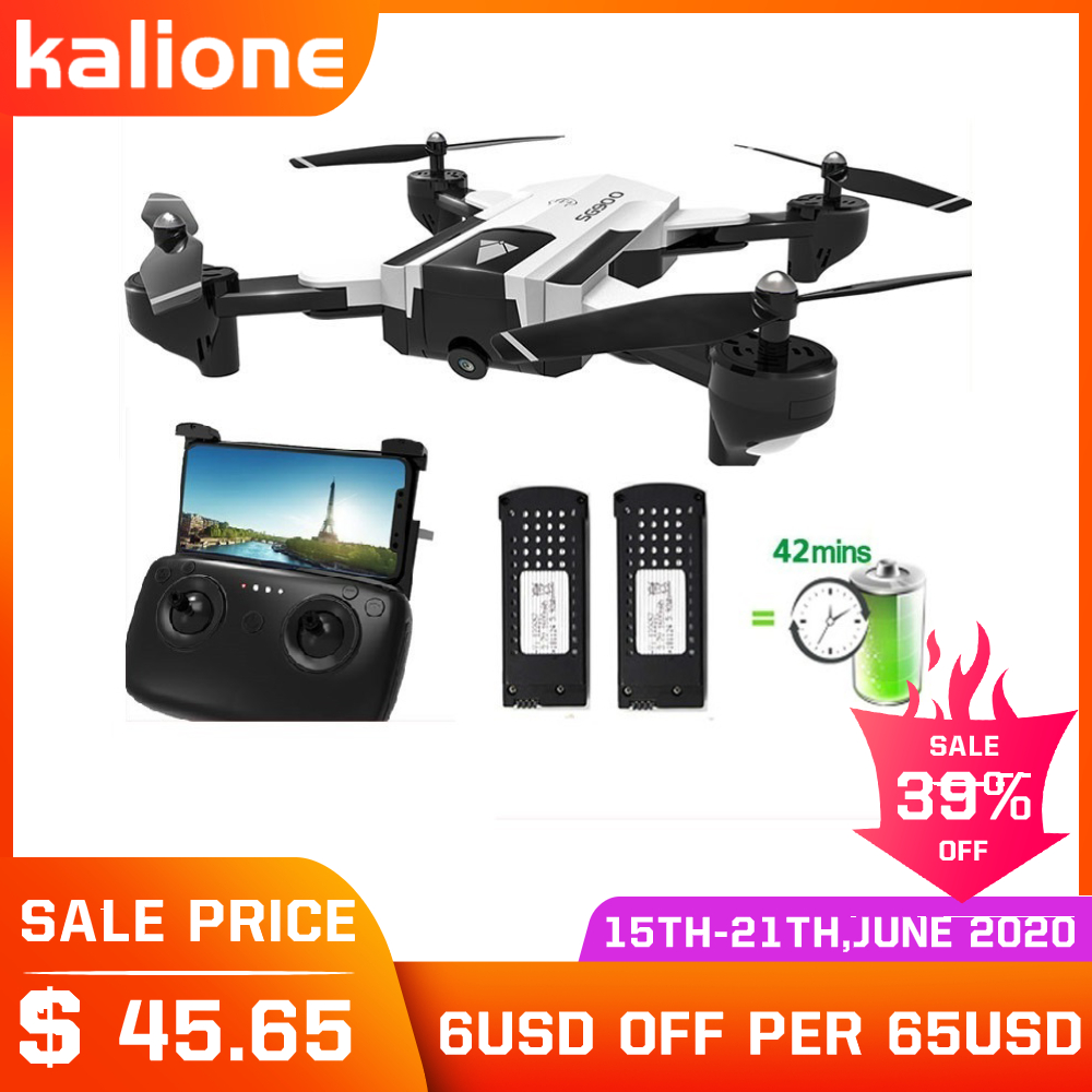 SG900 Foldable Wifi RC Drone 4K With Camera HD Dual  50X Follow Me Quadrocopter Professional Drone Long Battery Life Toy For Kid