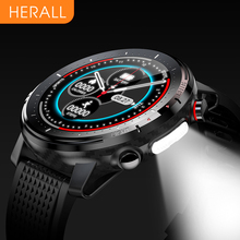 2021 New HERALL Smart Watch Men Women Smartwatch ECG Heart Rate Blood Pressure Monitor Sport Waterproof Watches For Android iOS cheap CN(Origin) Android OS On Wrist All Compatible 128MB Passometer Fitness Tracker Sleep Tracker Message Reminder Call Reminder