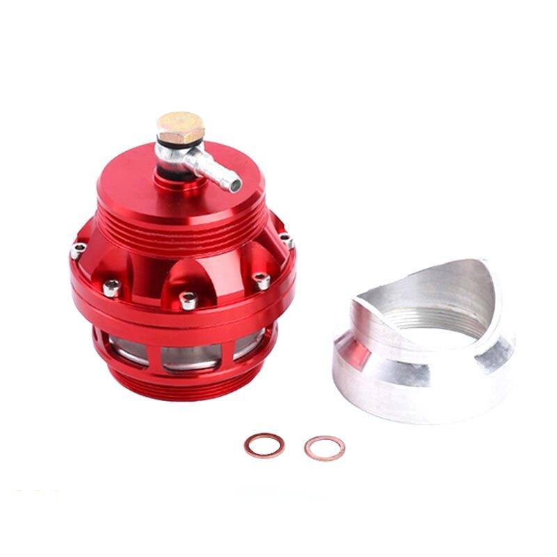 Универсальный 50 мм предохранительный клапан сброса избыточного давления, турбо-клапан регулирующий фланец для BMW Audi Nissan GTR выхлопной/радиатор