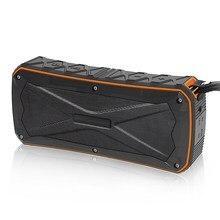 LNBEI – haut-parleur Bluetooth S610, Portable, étanche, sans fil, Double klaxon, caisson de basses, pour l'extérieur, Support de carte TF