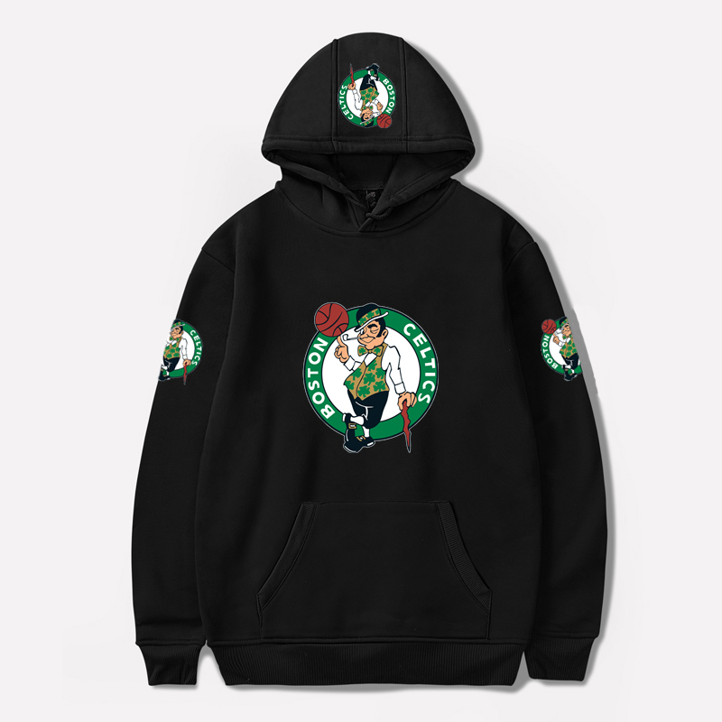 Boston Hoodies New Fashion Celtics Lover Hoodie Hot Streetwear Men/women Autumn Winter Casual Hoodies Sweatshirts Pullovers Tops