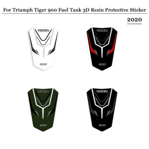 Image 1 - Motorcycle Fuel Tank 3D Stickers Protective Sticker For Triumph Tiger 900 2020 tiger 900 GT Pro 3D sticker TIGER 900 RALLY