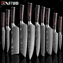 XITUO-Japońskie noże kuchenne, 8