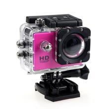 HD 1080P Outdoor Sports DV Waterproof Sports Camera Underwater Recorder Diving Camera