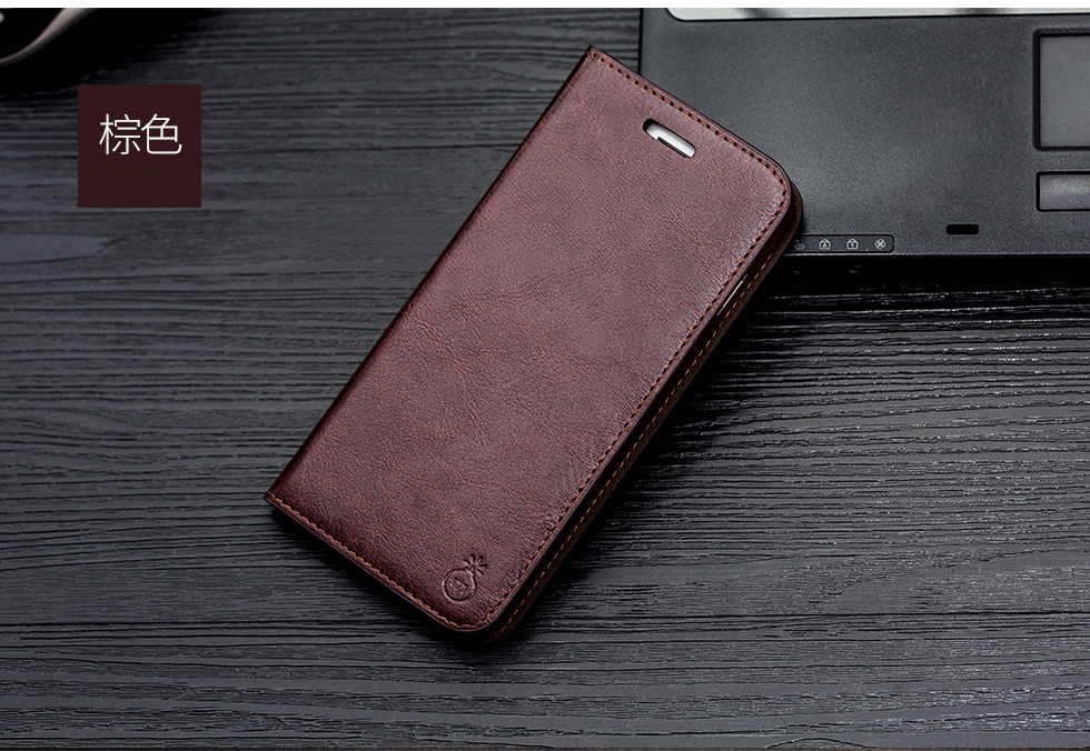 Genuine Leather Case for iPhone SE (2020) 68