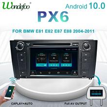 Wondefoo PX6 1 DIN Android 10 radio samochodowe dla BMW E87 serii 1 E88 E82 E81 I20 z systemem android samochodowy sprzęt audio magnetofon radiowy nr 2 DIN 2DIN tanie tanio CN (pochodzenie) Jeden Din Rohs 7 quot 512GB System operacyjny Android 10 0 Dvd-r rw Dvd-ram Video cd Jpeg 1024*600 3 47kg