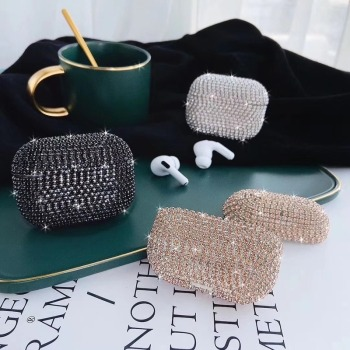 Glitter Bling Diamond Case for AirPods Pro 4
