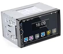 Lecteur vidéo de voiture 7 ''2 Din | 5 pièces, lecteur de DVD 2Din de vidéo de voiture MP5, écran tactile, Bluetooth FM Radio 7001
