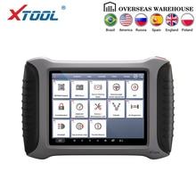 XTOOL outil de Diagnostic complet de voiture avec Bluetooth/WiFi, Scanner de Code de réparation automobile, outil OBD2, lecteur de Code, mise à jour gratuite à vie