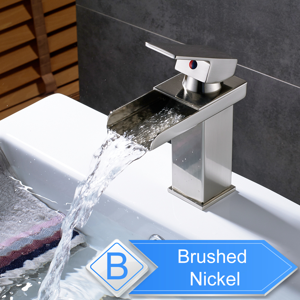 Brushed Nickel QK