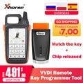 Оригинальный Xhorse VVDI Key Tool Max Remote Key программатор Plus VVDI Mini OBD Tool с поддержкой генератора транспондера и пульта дистанционного управления