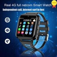 New fashion Kids Smart watch ip68 real waterproof swimming style 4G sim card GPS SOS WIFI Android Smart gps Watch boy girl baby