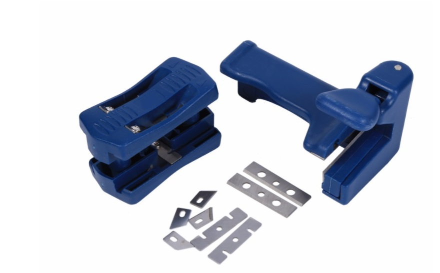 Wood Edge Banding Machine/Edge Banding Trimmer End Cutter Double Edge Trimmer Manual PVC