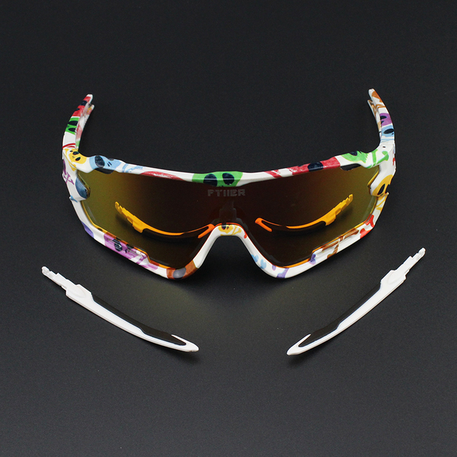 2020 New sports items men&women Outdoor Road Mountain Bike MTB Bicycle Glasses Motorcycle Sunglasses Eyewear Oculos Ciclismo 3