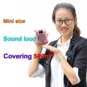 Image 2 - Rolton K500 Bluetooth Altoparlante Microfono Amplificatore di Voce Booster Megafono Altoparlante Supporta La radio FM TFCard Lettore Mp3