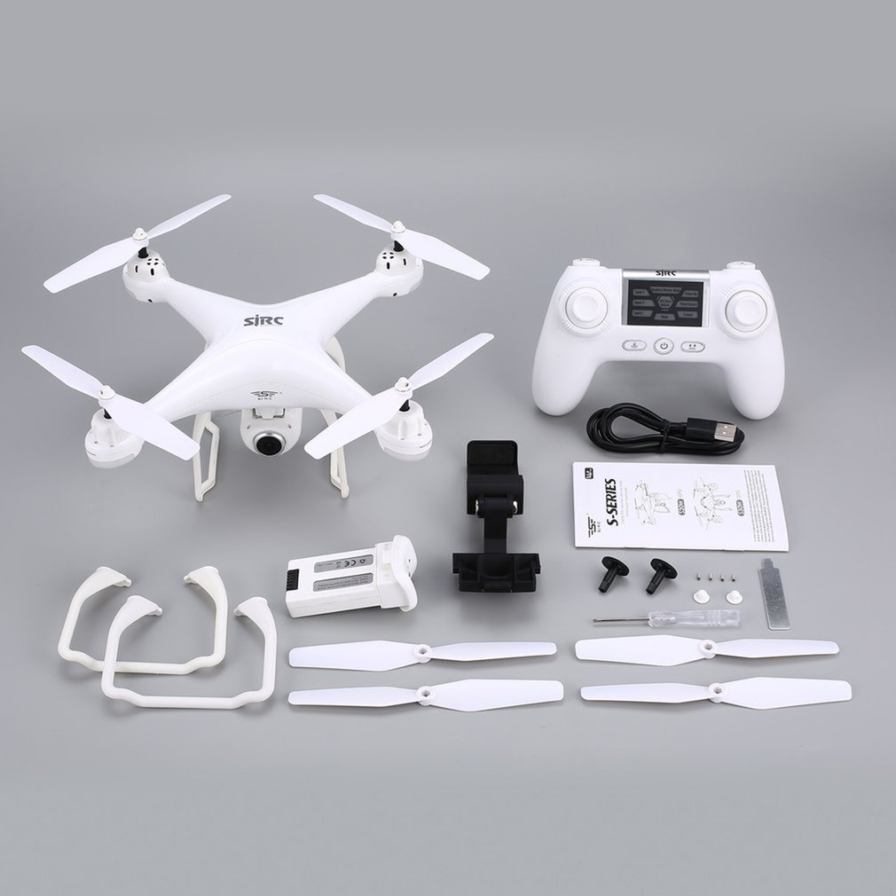 Original SJRC S70W GPS Transmission RC Drone Quadcopter Helicopter With HD Wifi Camera VS s30w s70w f11 z5 syma x8pro rc drone|RC Helicopters| |  - title=