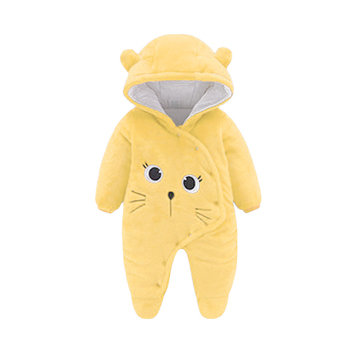 LZH Baby Winter Clothes Newborn Baby Girls Overall Autumn Baby Romper For Baby Boys Jumpsuit Christmas Costume Infant Clothing 9