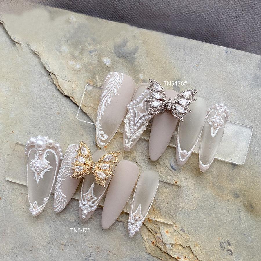 jóias unhas acessórios suprimentos