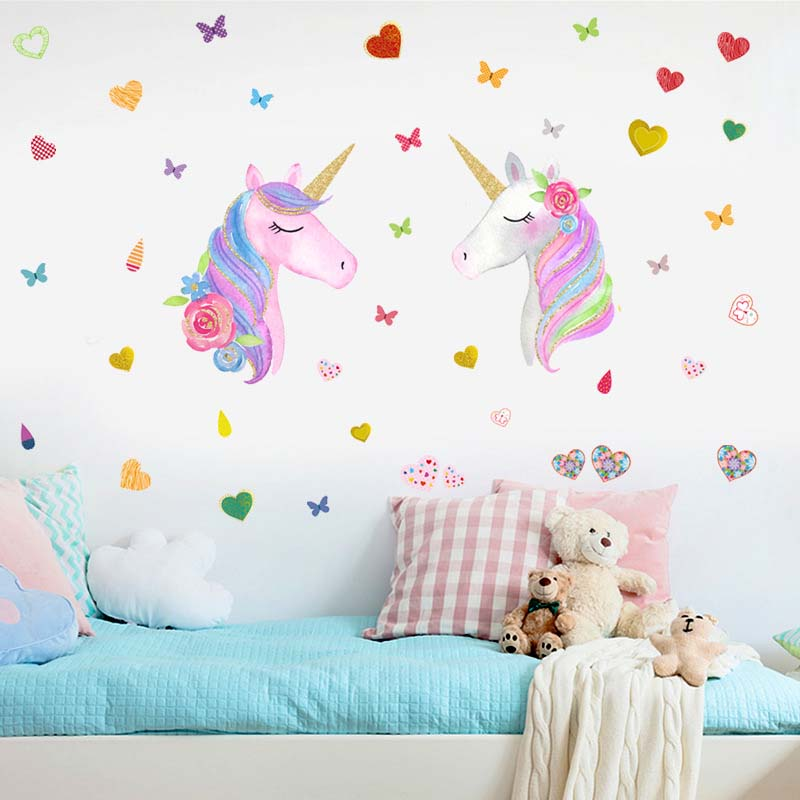 Stickers Fille Chambre