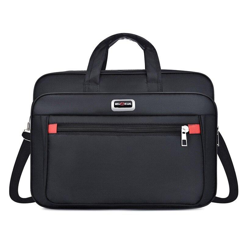 2020 Cheap Office Canvas Travel Messenger Laptop Bag Men Portable Computer Case Briefcases Women Trip File Package Work Air Pro