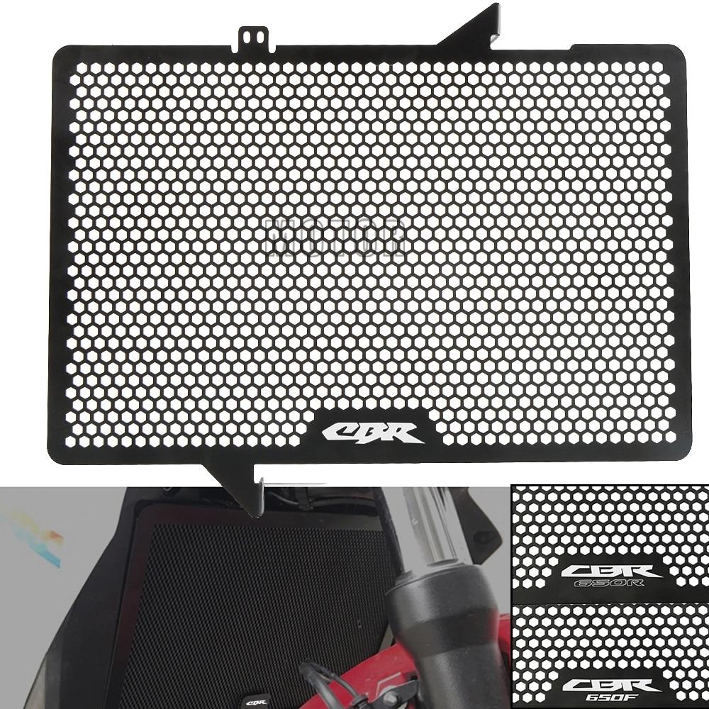 For Honda CBR650F 2014-2018 CBR 650 F 650F CBR650R 2019-2020 CBR 650 R 650R Motorcycle Radiator Grill Guard Protector Grille