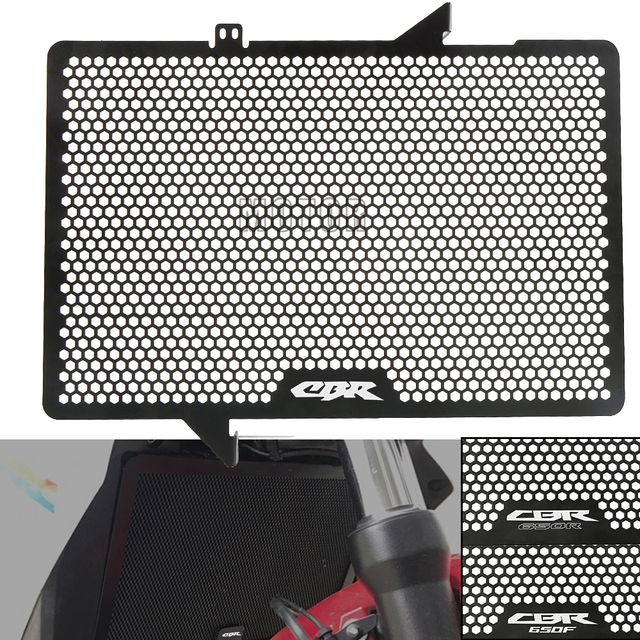 For Honda CBR650F 2014 2018 CBR 650 F 650F CBR650R 2019 2020 CBR 650 R 650R Motorcycle Radiator Grill Guard Protector Grille