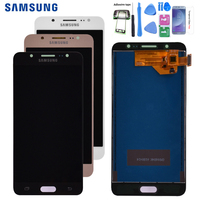 Для Samsung Galaxy J5 2016 j510 J510FN J510F J510G J510Y J510M ЖК-дисплей Дисплей с кодирующий преобразователь сенсорного экрана в сборе Бесплатная доставка