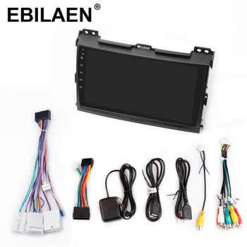 EBILAEN Android 9.0 Car Multimedia For Toyota Land Cruiser Prado 120 2004-2009 2Din Radio Cassette Player Navigation GPS