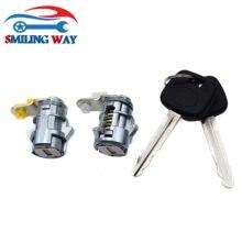 Door Lock Keys 69051-35030 69052-35040 For Toyota Hilux 4Runner Pickup LN85 LN86 LN106 LN107 LN111 LN130 LN147 LN152 LN167 LN172