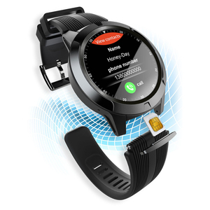 "Image 3 - LOKMAT SMA TK04 Smart Watch Phone 1.3"" Screen BT3.0+4.0 Pedometer Heart Rate Alarm Remote Camera GPS Sports Smartwatch Men Women"