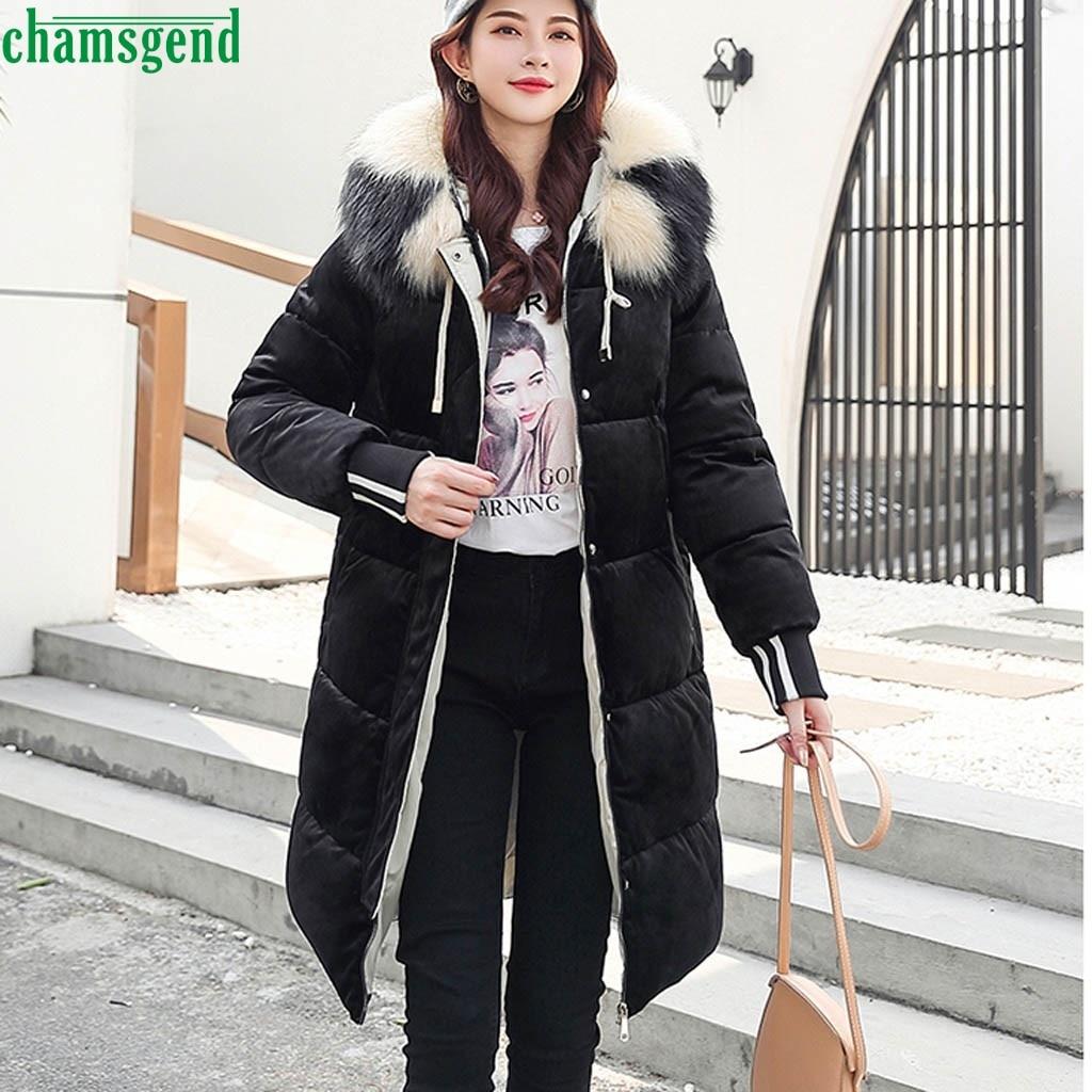 Nuevo Acolchado Mujer Piel Abrigo de invierno Chaqueta las señoras Talla 6 8 10