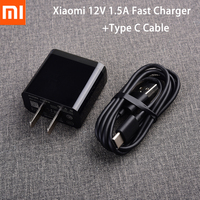 Xiaomi cargador rápido 18w QC 3,0 Redmi note 8 Pro cargador adaptador de tipo C Cable de carga para Mi CC9e A3 9t K20 pro Redmi note 7 8 8T