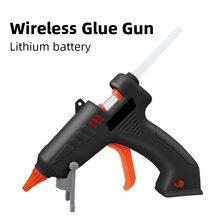 Беспроводной клеевой пистолет 36 В для дома diy инструменты