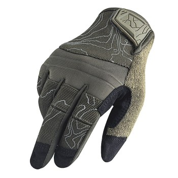 Touch Screen Outdoor Army Soldier Tactical Combat Military Gloves Sports Motocross Motorcycle Racing Riding Bike Cycling - discount item  25% OFF Gloves & Mittens