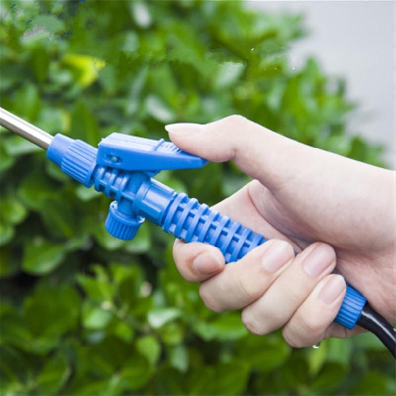 Plastic Agricultural Trigger Sprayer Water Gun Gardening Sprayers  For Garden Weed Handle Pest Control Car Washing Accessory