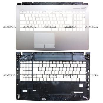 NEW For MSI GP62 PE60 MS-16J1 MS-16J4 MS-16J5 MS-16J1C MS-16JD Laptop Palmrest Upper Case 3076J1C111 Silver Metal Finish сандалии ms lorettini ms lorettini ms003awemij9