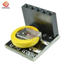 Низкая мощность прецизионный RTC DS3231 Модуль часов в реальном времени DIY Kit DS3231 3,3 V/5 V без батареи для Arduino Raspberry Pi