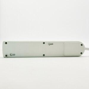 Image 4 - Multipresa 6 presa US American Plug adattatore elettrico presa omologata UL protezione da sovraccarico adattatore da viaggio con prolunga da 1.8m
