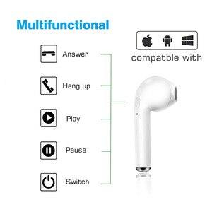 Image 5 - I7s TWS 무선 이어폰 블루투스 5.0 이어폰 스포츠 이어폰 스마트 폰용 마이크가있는 헤드셋 Xiaomi Samsung Huawei LG