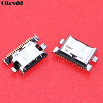 Cltgxdd 1PCS Micro USB Jack Socket Connector Charging Port Dock For Samsung Galaxy A70 A60 A50 A40 A30 A20 A405 A305 A505 A705 image