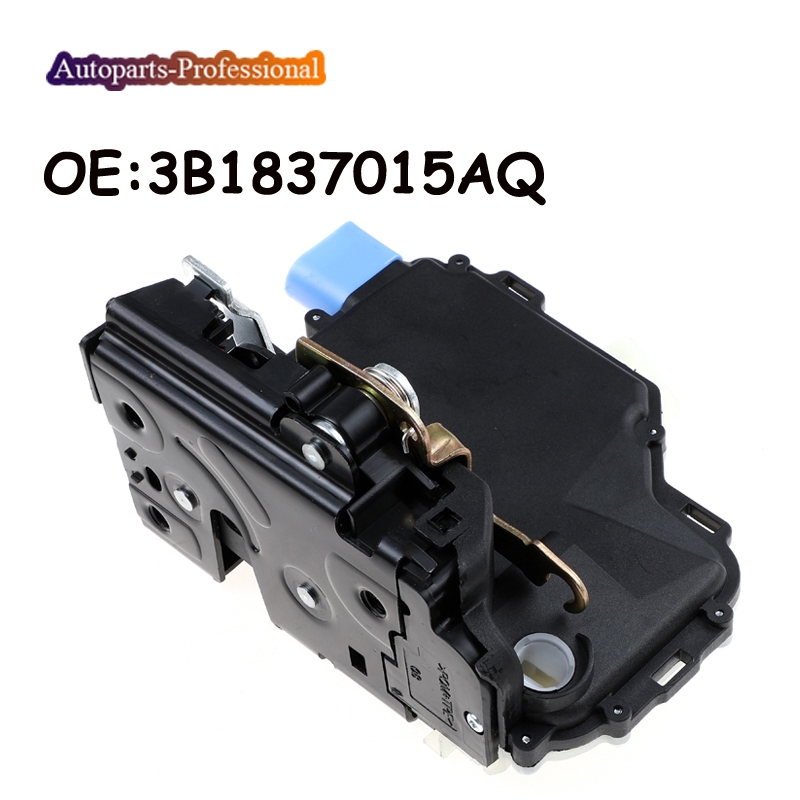Front Left Car Central Lock Actuator 3B1837015AQ For VolkswagenT5 POLO SKODA FABIA ROOMSTER B1837015BC 5J1837015 6QD837015B