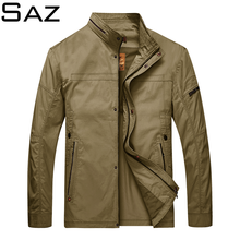 Saz New Fashion Jacket Men Fashion Casua