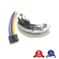 Blower Fan Heater Resistor and Cable Wiring Harness Loom for Peugeot 206 207 307 Citroen Xsara Picasso