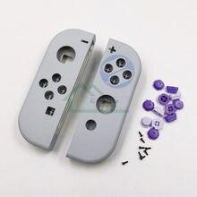 Per Nintendo Interruttore Joy-Con Gioia con Alloggiamento Caso di sostituzione di Borsette Con pulsanti per SNES SFC limitato editon